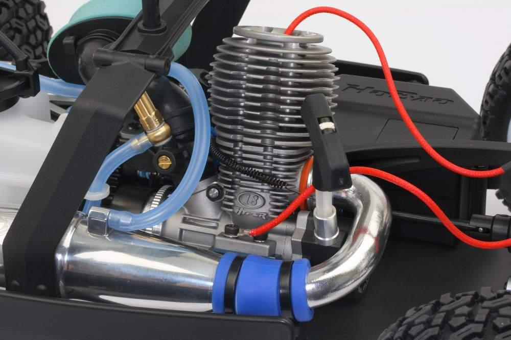 HoBao Hyper 10SC Truck Hyper 18 engine